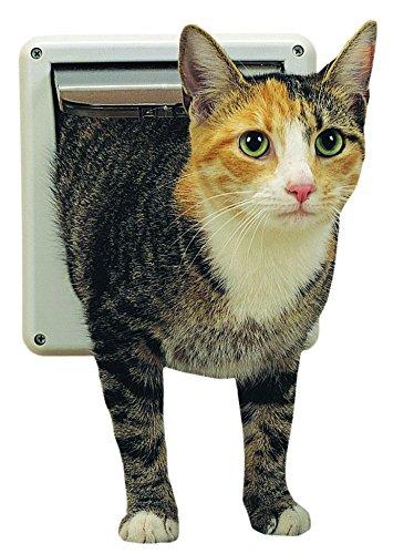 Petsafe - Electronics Cc10-050-11 2-Way Locking Cat Door