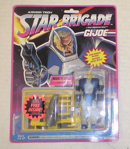 "G.I. Joe Star Brigade ""Rock 'N Roll"" - 1"