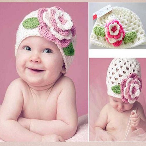 Hand Knitted Baby Hats front-550082