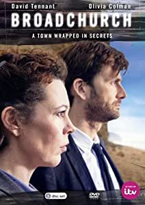 Broadchurch - 3-DVD Set ( Broad church ) [ Origine UK, Sans Langue Francaise ]