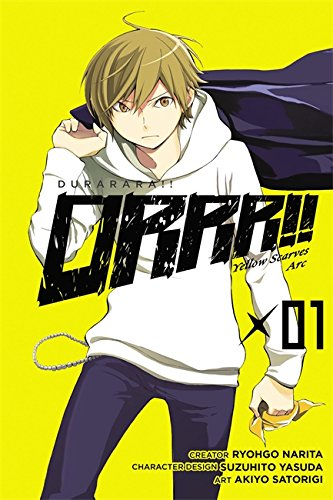 Durarara!! Yellow Scarves Arc, Vol. 1