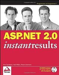 ASP.NET 2.0 Instant Results (Programmer to Programmer)