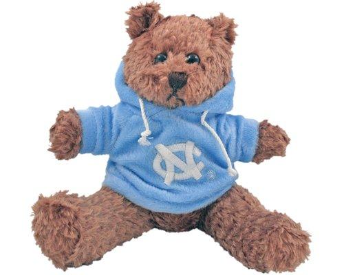NCAA North Carolina Tar Heels Hoodie Bear