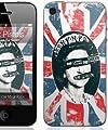 Music Skins iPhone 4用フィルム  Sex Pistols ? Queen  iPhone 4  MSIP4G0199