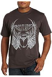 Journey Wingspan Big & Tall Short Sleeve Graphic T-Shirt