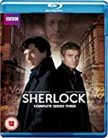 Sherlock - Series 3 [Blu-ray]