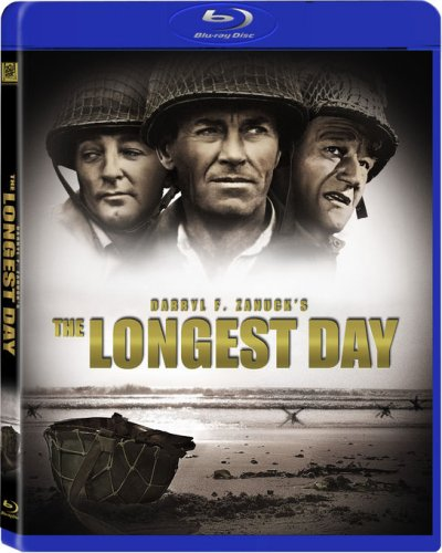 Cover art for  The Longest Day [Blu-ray]