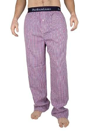 Polo Ralph Lauren - Multicolore Pyjama Long Pant Bottoms - Homme - Taille: L