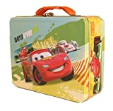 Disney's Cars 2 Tin Box Carry All Party Accessory
