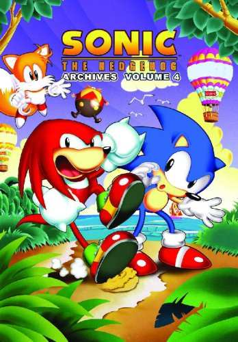 Sonic The Hedgehog Archives Volume 4 (v. 4)