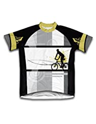 Biker Line Short Sleeve Cycling Jersey for Women