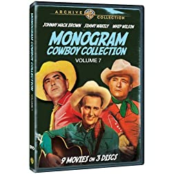Monogram Cowboy Collection: Volume Seven