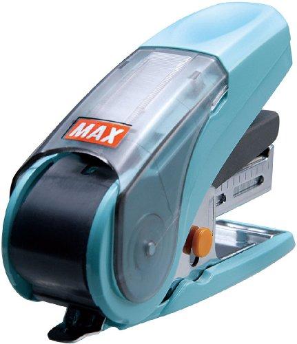 マックス ホチキス サクリ HD-10NL/LB ライトブルー