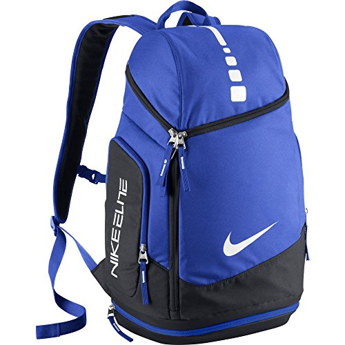 Nike Hoops Elite Max Air Team Basketball Backpack Game Royal/Black/White