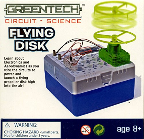 Greentech Circuit-science Flying Disk Model Kit