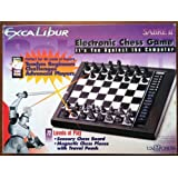 Excalibur Electronic Chess Game - Saber III