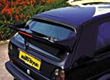 Mattig 8171630E90 Heckspoiler und Bremsleuchte, f�r VW Golf III, Glasfaserkunststoff