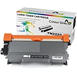 ColourDirect Compatible Toner Cartridge Replacement For Brother TN2220 - HL-2240 HL-2240D HL-2250DN HL-2270DW HL-2130 HL-2132 DCP-7060 DCP-7065DN DCP-7060D DCP-7070DW DCP-7055 MFC-7360N MFC-7860DW MFC-7460DN MFC-7460N Printers2600 Pages