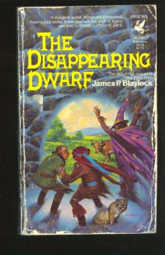 The Disappearing Dwarf, James P. Blaylock