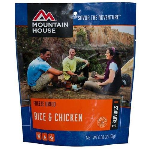 Pro-Pak Rice and Chicken