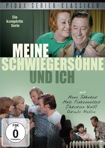 Pidax Serien-Klassiker: Meine Schwiegersöhne und ich - Die komplette Serie [2 DVDs]