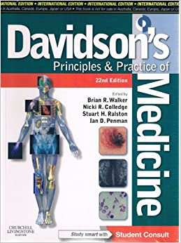 Davidson principles and practice of medicine 22nd edition amazon