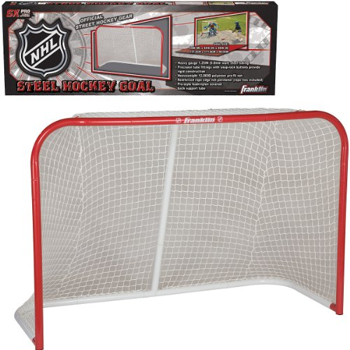 Franklin Nhl Sx Pro Street Hockey Steel Goal