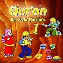 Qur'an for Little Muslims 1 (Audio CD)