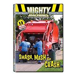 Mighty Machines: Smash Mash & Crash