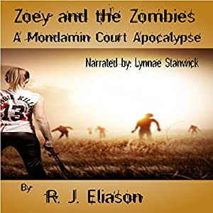 Zoey and the Zombies Audiobook