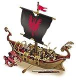 Mega Bloks  King Arthur Attack Action Warship