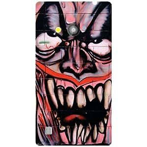 Nokia Lumia 720 Phone Cover - Horro Matte Finish Phone Cover