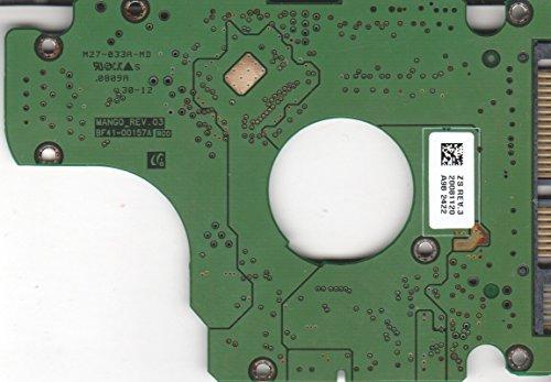 Hm251Ji, Fw 2Ss00_03, Mango_Rev. 03 Bf41-00157A, Samsung 250Gb Sata 2.5 Pcb front-121140