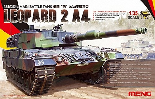 Meng-TS-016-Modellbausatz-German-Main-Battle-Tank-Leopard-2-A4
