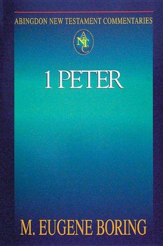 1 Peter (Abingdon New Testament Commentaries)