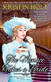 Kristin Holt The Menace Takes a Bride: A Sweet Historical Mail Order Bride Romance (The Husband-Maker Trilogy Book 1)