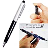 LightInTheBox 2in1 Shock-You-Friend Electric Shock&Writing Ball Pen Practical Joke Gadgets