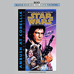 Star Wars: The Corellian Trilogy: Ambush at Corellia Hörbuch