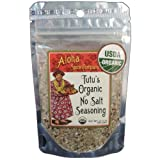Tutus Organic No Salt Seasoning (4 Pack)