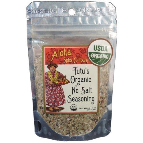 Tutu'S Organic No Salt Seasoning (4 Pack)