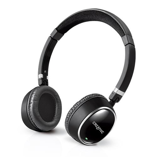 Refurbished Creative Wp-300 Bluetooth Wireless Headphones