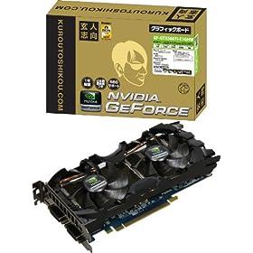 ���l�u�� �O���t�B�b�N�{�[�h nVIDIA GeForce GTX560Ti 1GB PCI-E DVI Mini-HDMI 2�X���b�g��L GF-GTX560TI-E1GHW