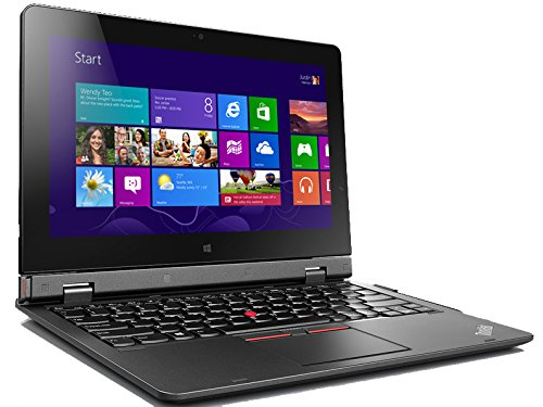 Lenovo ThinkPad Helix 20CH000DUS 11.6-Inch Laptop (Black) deal 2016
