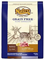 NUTRO Adult Cat Grain Free Duck and Potato Recipe Cat Food 14 Pounds