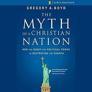 Myth of a Christian Nation Audiobook