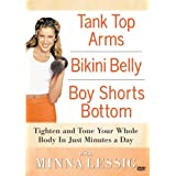 Tank Top Arms, Bikini Belly, Boy Shorts Bottom ~ Minna Lessig