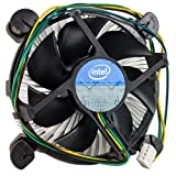 Intel Core i3/i5/i7 Socket 1150/1155/1156 4-Pin Connector CPU Cooler With Aluminum Heatsink & 3.5
