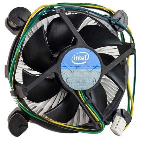 Intel Core i3/i5/i7 Socket 1150/1155/1156 4-Pin Connector CPU Cooler With Aluminum Heatsink & 3.5