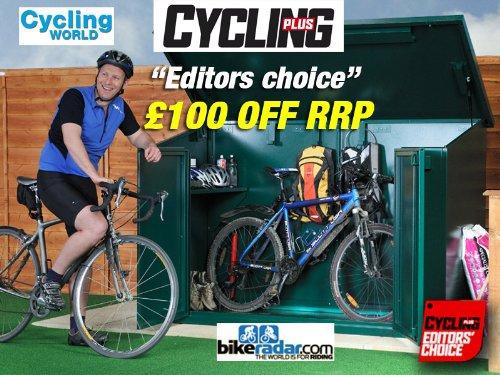 Bike Storage, Cycle store 6'8
