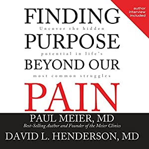 Finding Purpose Beyond Our Pain Audiobook